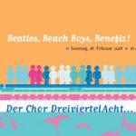 Chor DreiviertelAcht gibt Benefizkonzert für das BellZett